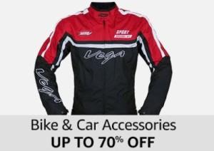 Best Deal - Bike & Care Accessories Savedealsindia