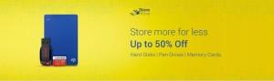 Top Deal HardDisk, pendrives, memory Card Savedealsindia