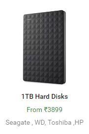 Best Deal Hard Disk savedealsindia