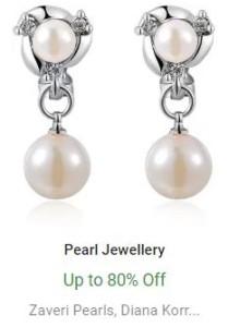 Best Deal Pearl Jewellery savedealsindia