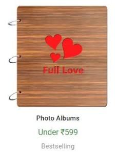 Top Offer Photo Albums savedealsindia