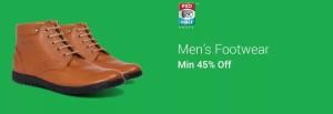 Footwear Deal Red Chief savedealsindia