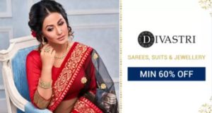 Top Deal - Divastri Sarees, Suit & Jewellery savedealsindia