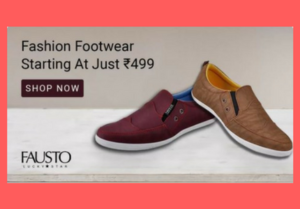 Footwear Offer Men's Shoes Savedealsindia