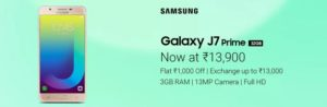 Best Deal – Samsung Galaxy J7 Prime Savedealsindia
