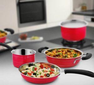 Best Offer Cookware Sets Savedealsindia
