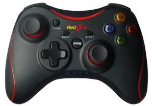 redgear, black gamepad, wireless, Savedealsindia