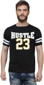 Hustle , T shirt , Save Deals India