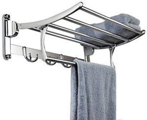 stainless steel,towel rack, savedealsindia