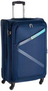 safari, blue suitcase, Save Deals India