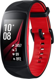samsung gear, red strap , save deals india