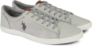 u,s, polo, Grey shoes, save deals india