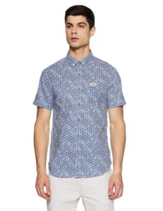 U.S. Polo, Men's Regular Fit, Casual Shirt, Save Deals India