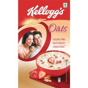 kellogs, oats, save deals india